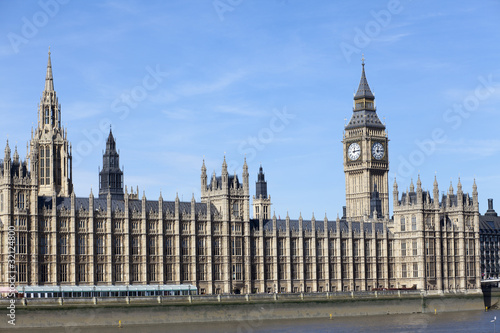 Big Ben und Palace of Westminster