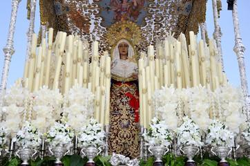 María Santísima de la encarnación