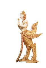 Mythical female bird with a human head