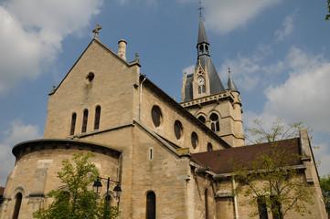 France, église de Maisons Laffitte