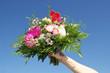 Blumenstrauß zum Muttertag