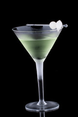 Kyoto cocktail - Most popular cocktails series