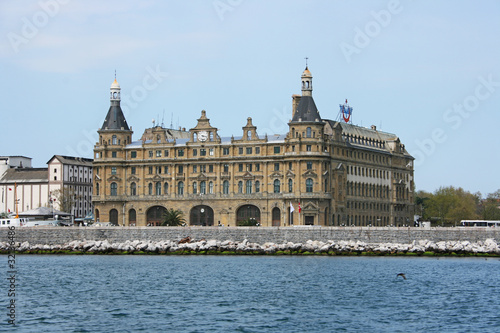 Haydarpasa Train Station,Istanbul,Turkey
