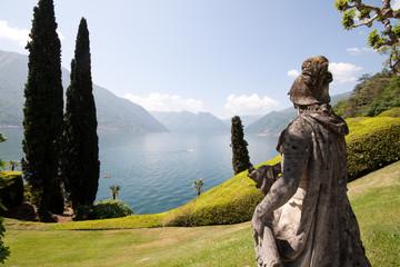 parco della villa del Balbianello - Lenno (Como)