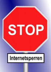 Internetsperre
