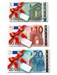 20 + 10 + 5 Euro Karte