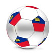 Soccer Ball/Football Liechtenstein