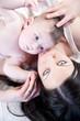 Maternità - Mamma e bambina