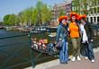 Amsterdam, festa della Regina