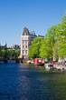 Amsterdam, il canale