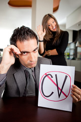 CV Rejected
