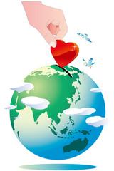 地球の貯金箱