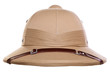 Pith helmet cut out