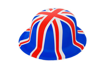 Union Jack Novelty Hat