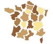 Régions de France région par région