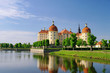 Leinwanddruck Bild - Moritzburg 16