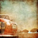 Fototapety Old Car