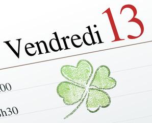 Vendredi 13 : jour de chance