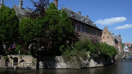 Bruges Channels, Belgium