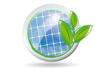 Icona pannello solare