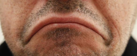 """visage """"boudeur"""""""