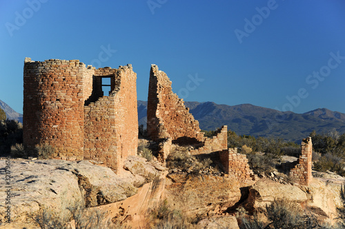 Hovenweep National monument in Colorado
