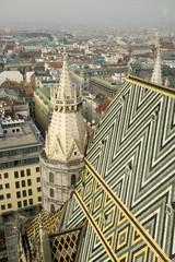 Vienna from the dome