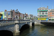 O Connell Bridge Dublin