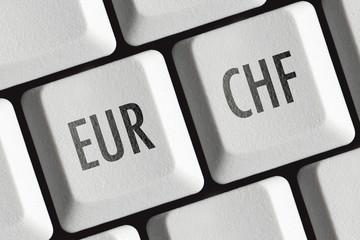Euro Schweizer Franken
