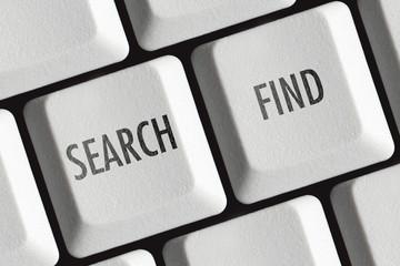suchen finden