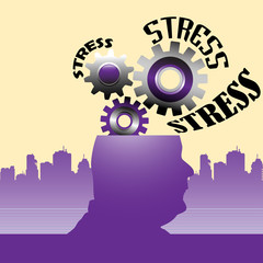 The gears of stress