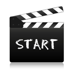 Film Klappe Start