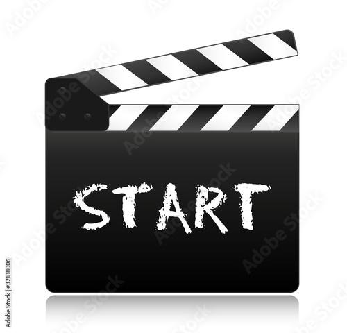 Film Klappe Start - 32188006