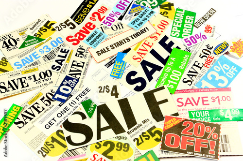 Saving Money With Coupons And Special Deals