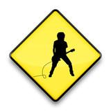 beware musician poster