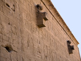 Restoring theTemple Complex at Denderah in Egypt poster