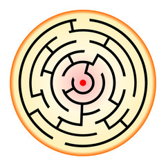 labyrinth rund 2