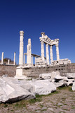 Trajan Temple in Pergamon