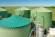 Biogasanlage 195