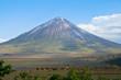Fototapeten,volcano,tansania,berg,berg