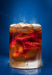 Sprinkling cola