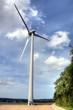 HDR d'éolienne - Le Pont Roch