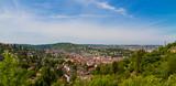 Fototapety Aussicht auf Stuttgart