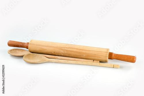 Gli strumenti da cucina di spinetta foto stock royalty free 32199639 su - Strumenti da cucina ...
