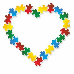 Herz Puzzle
