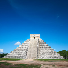 pyramid Chichen Itza, Mexico