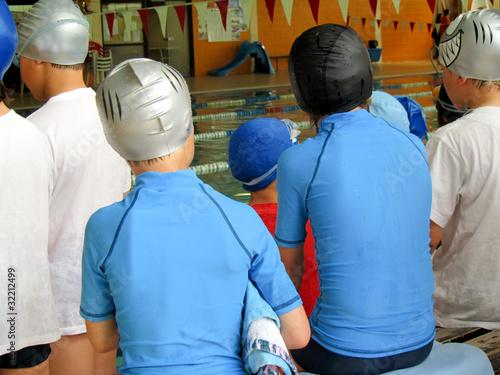 Activité scolaire - Primaires à la Piscine