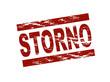 Storno / vektor
