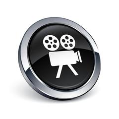 icône bouton internet caméra