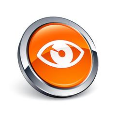 icône bouton internet oeil vision recherche